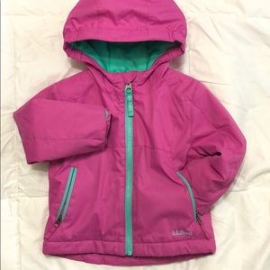 L.L. Bean Thinsulate Winter Coat (Great Condition)